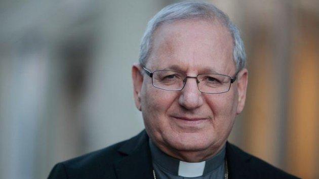 Il patriarca caldeo Louis Raphaël I Sako