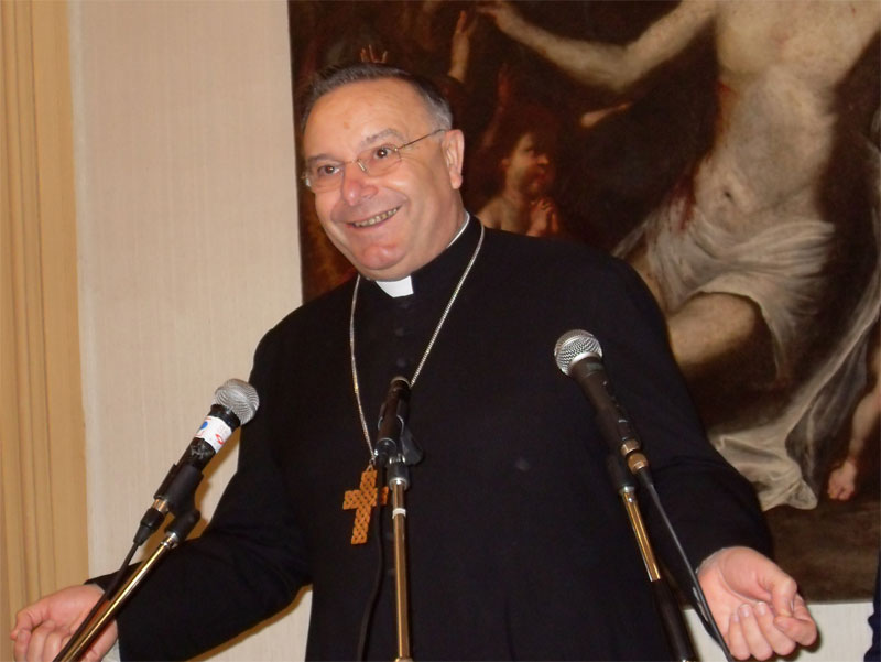 Mons. Francesco Montenegro